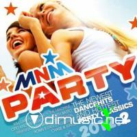 Cover Album of MNM Party 2012.2