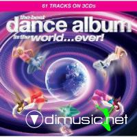 Various ‎– The Best Dance Album In The World... Ever! 2009