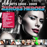 Zeroes Heroes Top 50 (Pop Hits 2000-2009) (2012)