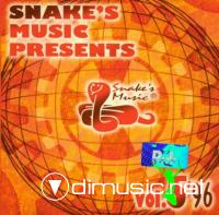 VA - Snake's Music Presents Collection (1994-1996)