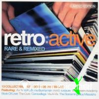 Various - Retro Active - Rare & Remixed (7CD) 2004 Volume 1-7