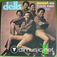 The Dells - Sweet As Funk Can Be (1972)