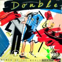 Double - Woman Of The World  - Single 12'' -  1984