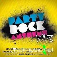 Party Rock Anthems Vol.3 [2CD] [2012]
