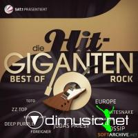 Die Hit Giganten Best Of Rock - 2011