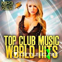 Top club music world hits vol.34 (2012)