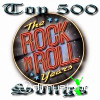 Top 500 Rock and Roll Songs For All Time (2009)