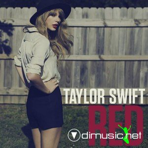 Taylor Swift - Red (2012) Promo
