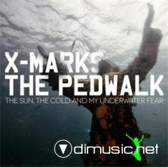 Cover Album of X-Marks The Pedwalk – The Sun The Cold And My Underwater Fear (2012)