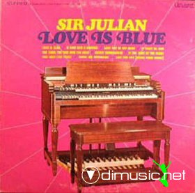 Cover Album of Sir Julian - Love Is Blue
