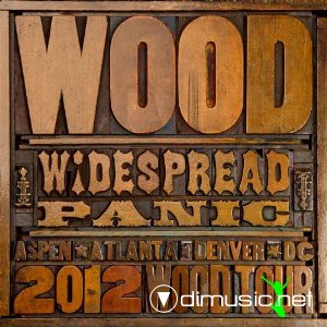 Widespread Panic - Wood [2CD, Live] (2012)