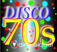 1970 - 100 Disco Pop Hits (2012)