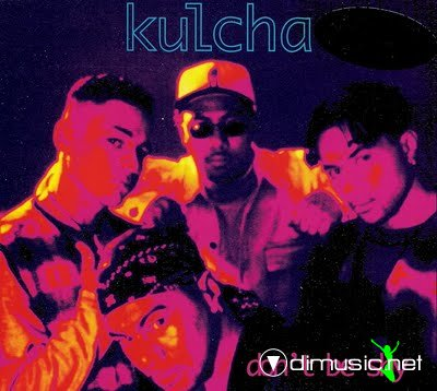 Kulcha - Don't Be Shy (CDS) (1995)