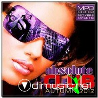 Cover Album of Absolute Club Autumn 2012