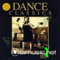 Disco Dance Classics 3CD  (2011)