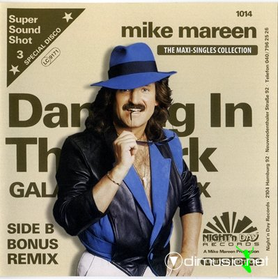Mike Mareen - The Maxi-Singles Collection (ESonCD)
