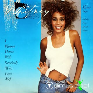 Whitney Houston - I Wanna Dance With Somebody Cd Maxi