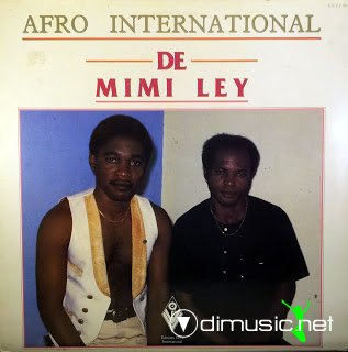 Afro International de Mimi Ley,  Editions VeVe International