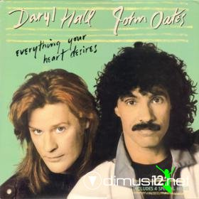 Hall and Oates – Everything Your Heart Desires 12″