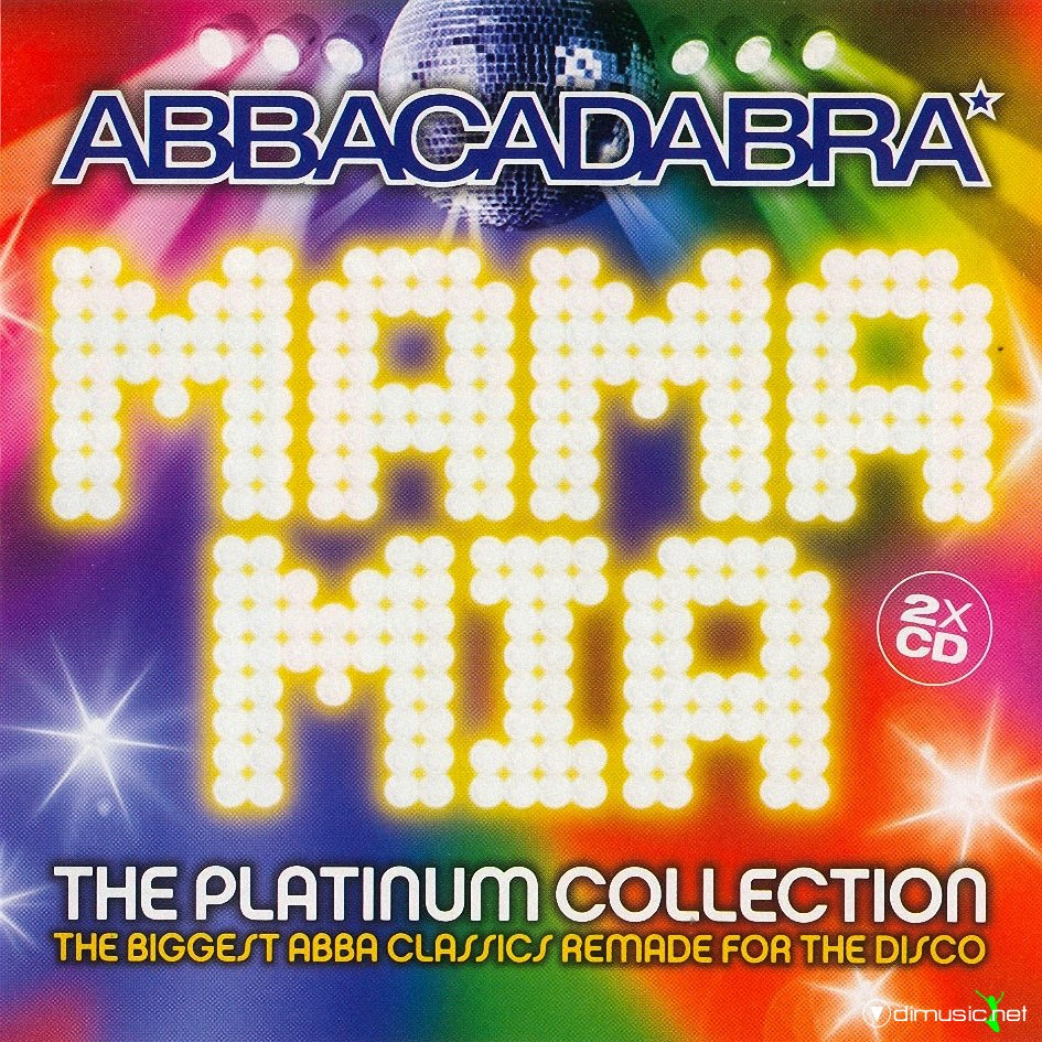 Cover Album of Abbacadabra - Mama Mia