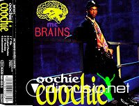 Mc Brains - Oochie Coochie (CDM) (1992)