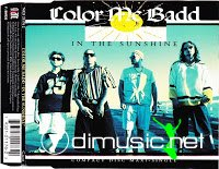 Cover Album of Color Me Badd - In The Sunshine (CDM) (1993)