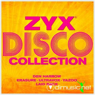 VA - ZYX Disco Collection [2CD] (2012)