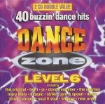 Cover Album of Various - Dance Zone Level 6 (1995)