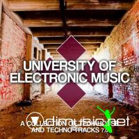 VA - University of Electronic Music 7.0 (2012)
