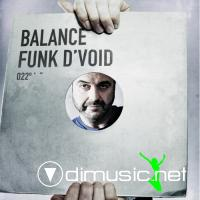Balance 022 (Mixed By Funk D'Void) (2012)