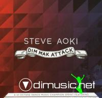 Cover Album of Steve Aoki - Dim Mak Attack (2012)