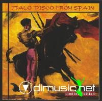 Various - Italo Disco From Spain