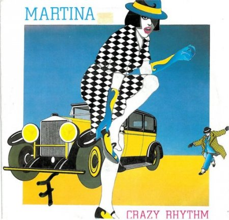 Martina - Crazy Rhythm