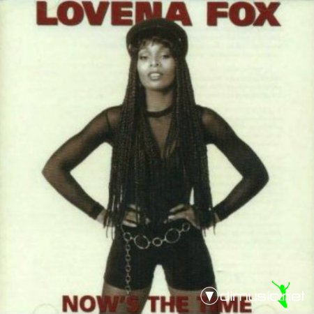 Cover Album of Lovena Fox - Now's The Time (1997)