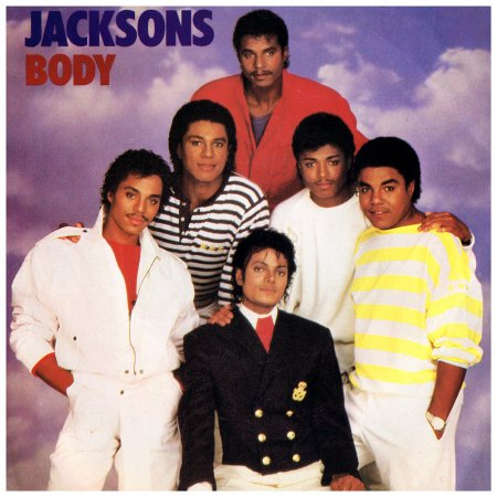 Jacksons - Body (US 12'')