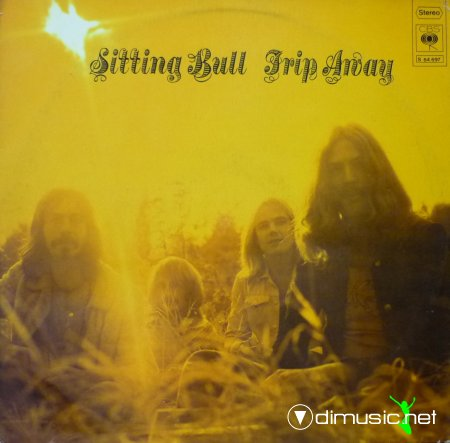 SITTING BULL - Trip Away (GERMANY-1971)