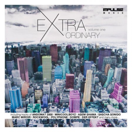 VA - Extra Ordinary Vol.1 (2012)