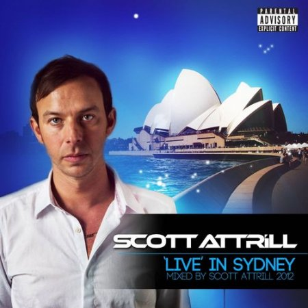 Cover Album of Scott Attrill - Live In Sydney (2012)