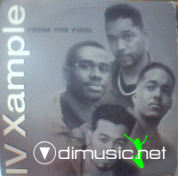 IV Xample - From The Fool (VLS) (1995)