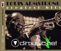 Louis Armstrong - Greatest Hits 2CD (2008)