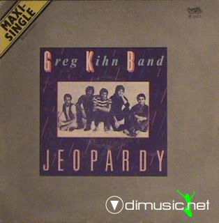 Cover Album of Greg Kihn Band - Jeopardy