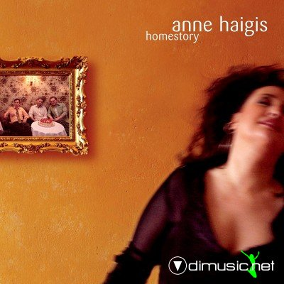 Anne Haigis - Homestory (2003) (Lossless+MP3)