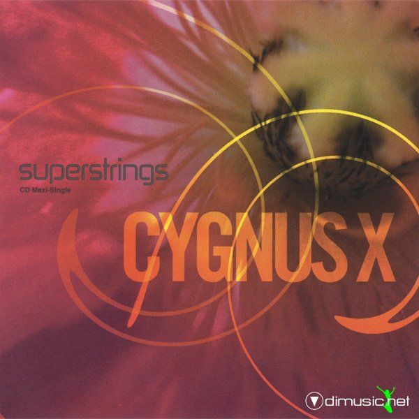 Cygnus X - Superstrings (Maxi-Single 2001)