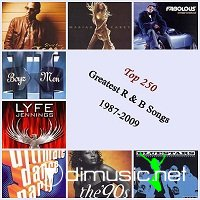 Top 250 Greatest RnB Songs (1987-2009)
