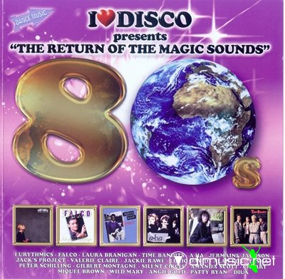 Various - I Love Disco 80's Vol. 7 (2012)