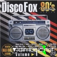 80s Revolution - Disco Fox Volume - 1-3  2011