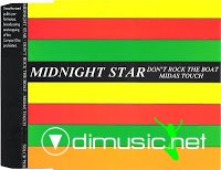 Midnight Star - Don't Rock The Boat - Midas Touch (CDM) (1988)