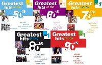 Greatest Hits Collection 50s 60s 70s 80s 90s  (40 cds) (1950-1990)