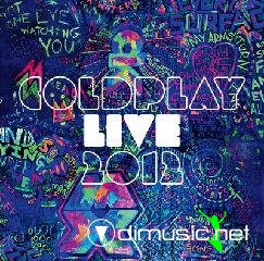 Cover Album of Coldplay – Live 2012 (2012)