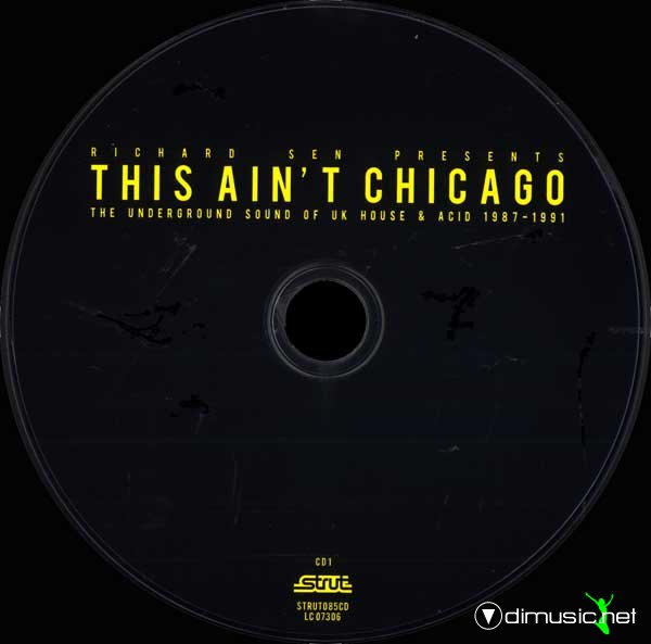 This ain t chicago the underground sound of uk house for Acid house labels